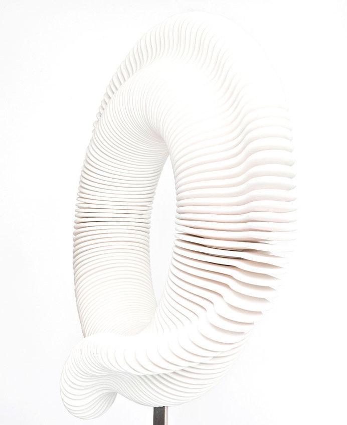 Ceramic Art Piece by Thomas Laurens ceramic art piece thomas laurens 2 #object #ceramic #art
