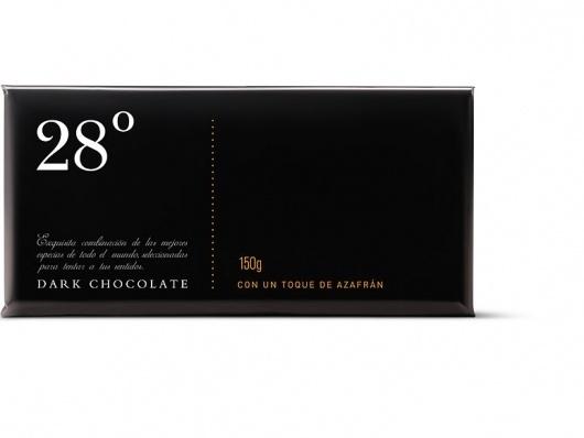 Proyecto #puigdemont #packaging #thedieline #chocolate #roca #dark #package