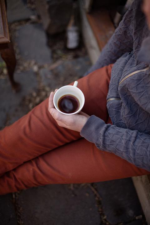 Tumblr #coffee #pullover #fall