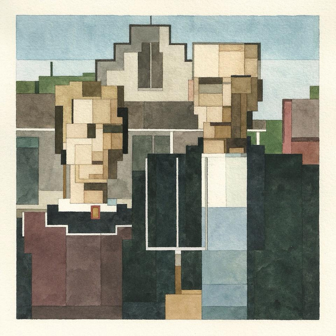 8bits paintings #8bits #illustration #pixel