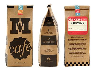 Coffeebag_compositewstickers #coffee #bag