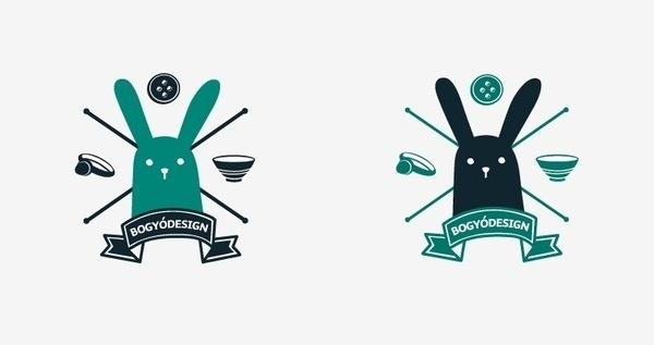 The image of Bogyó design #diana #logo #egri #by