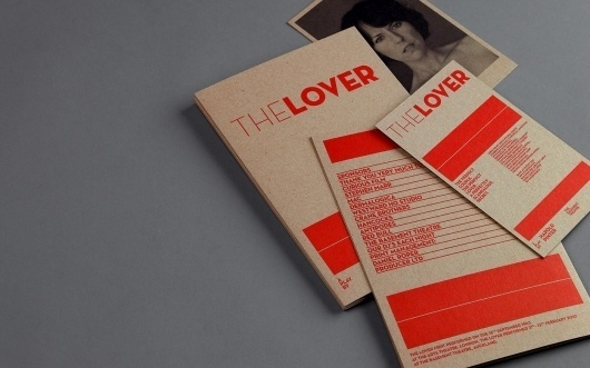 SI Special – Brogen Averill   September Industry #craft #paper #neutra #typography
