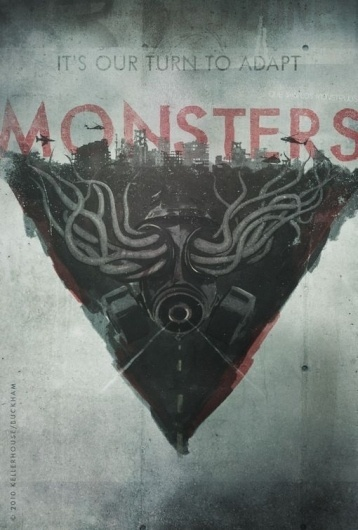 Monsters Poster #5 - Internet Movie Poster Awards Gallery