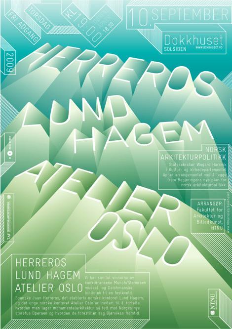 Ariane Spanier #poster #typography