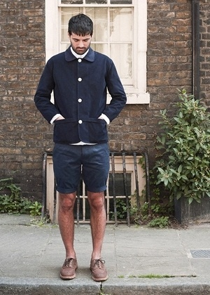 Panama stowaway overshirts — S.E.H Kelly — Clothes made in England and the British Isles #fashion #jacket #style