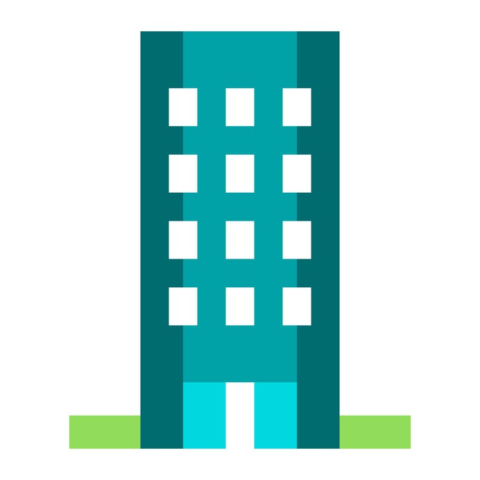 See more icon inspiration related to building, town, urban, city, office, buildings, office block and architectonic on Flaticon.