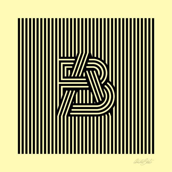 Stripes Andre Beato #illustration