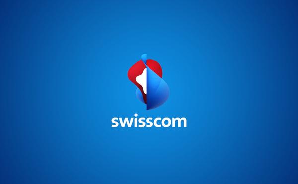 swisscom logo design #logo #design