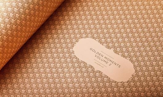 Golden – SI Exclusive | September Industry #print #gold #foil