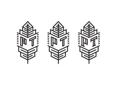 Logos / pea tree #logo