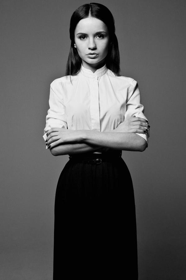 Ekaterina Zueva #model #photography #russian
