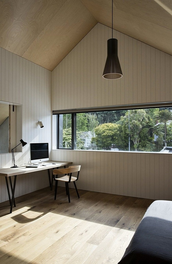 Mount Eden House by Strachan Group Architects 11