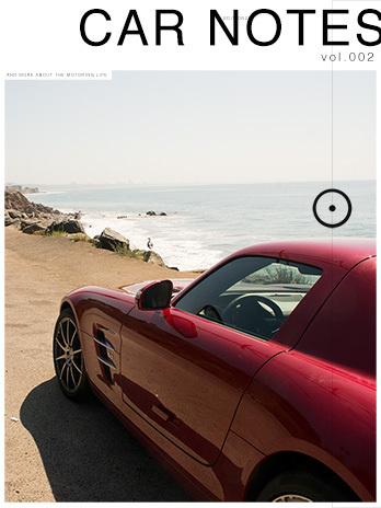 EDITION29 CAR NOTES #ipad #bmw #design #mercedes