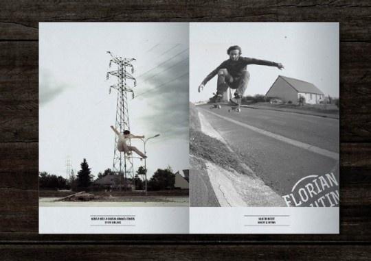 2 #print #design #dusty #magazine #typography