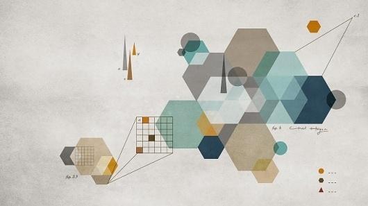 Chad Hagen | Art + Design #vector #shapes #geometric #illustration #chad #hagen