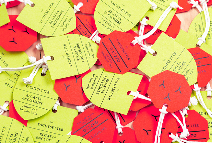 The Yachtsetter by Anagrama #print #graphic design #labels