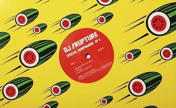 DJ / Rupture #album #water #cover #slang #melon