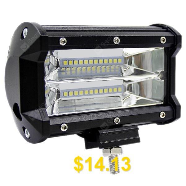 5-inch #72W #LED #Strip #Light #Work #Headlights #- #BLACK