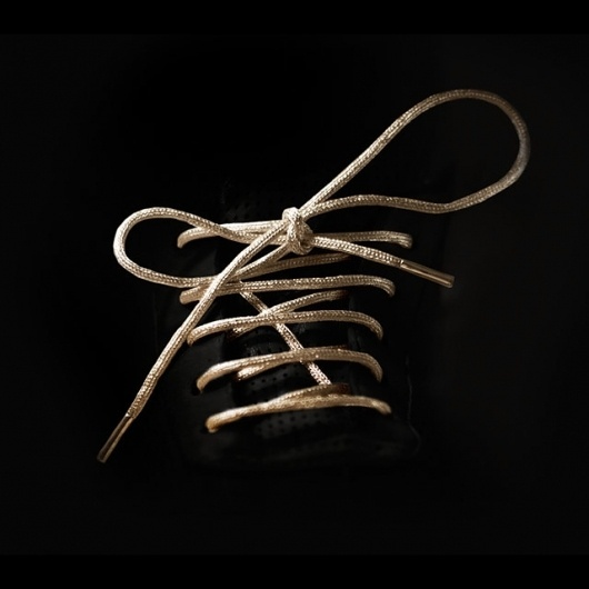 The Craft league (24k Gold laces) #lace #gold #shoes