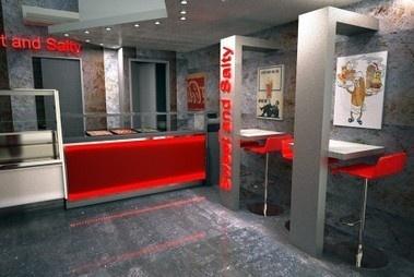 Best arredamento commerciali contract ivan images on for Ivan arredamenti