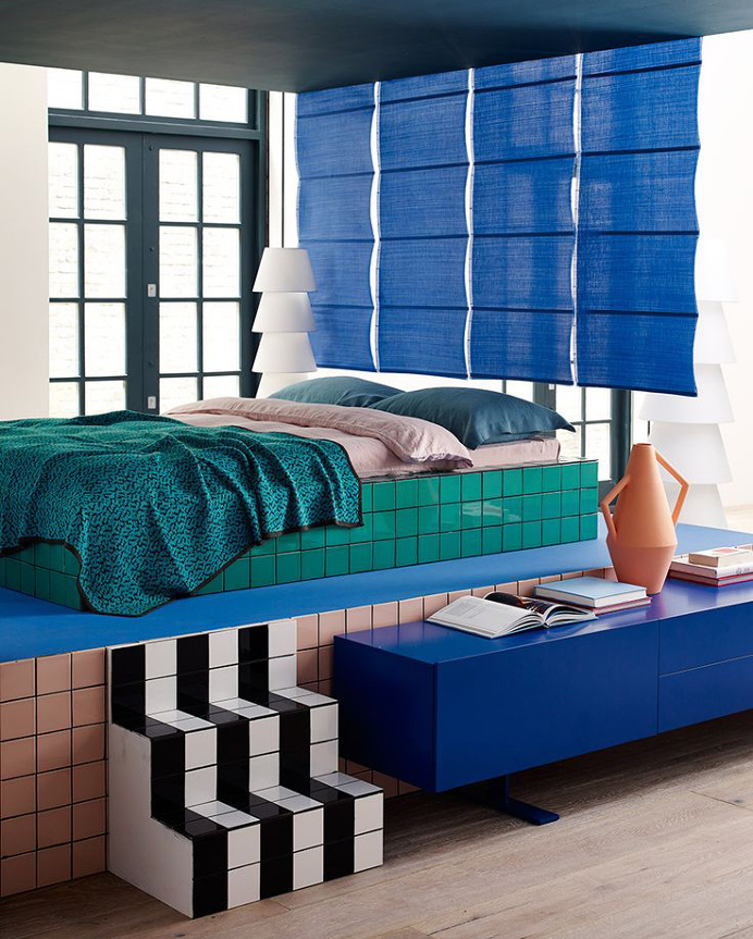 Tile editorial styled by Gabby Deeming for House & Garden