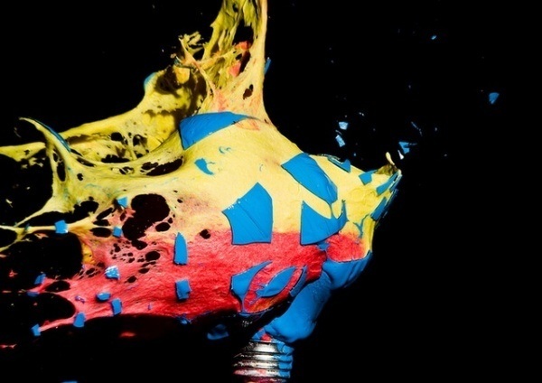 Colorful High Speed Photography by Jon Smith #colorful #speed #photography #high
