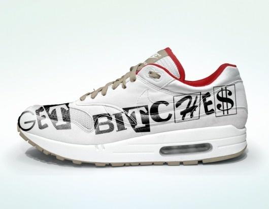 Nike Air Worst 87s   kylefletcher.com #shoes #apparel #air #design #color #nike #concept #art #fashion #typography