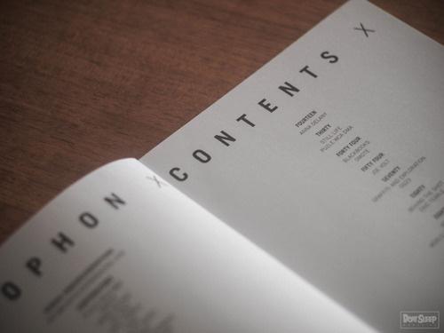 www.dontsleepmagazine.com #don #sleep #publishing #magazine #typography