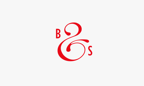 Beurre & Sel #ampersand #logo #and #typography