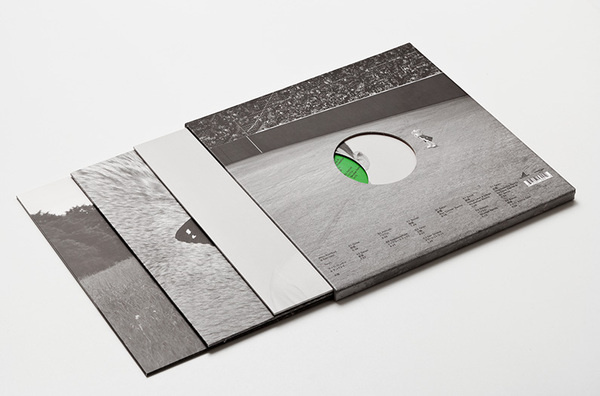 HORT - MARC ROMBOY & KEN ISHII #packaging #card #insert #sleeve #record