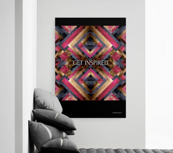 Get inspired on Behance #glova #yevgeniya #posters #poster