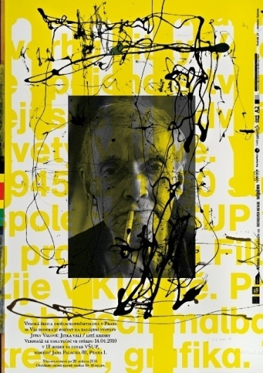 kýbl #programme #vsup #poster #typography