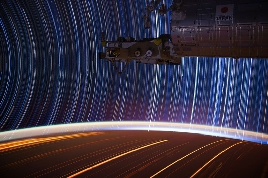 All sizes | jsc2012e053859_alt | Flickr - Photo Sharing! #international #space #earth #stars #star #trails #station