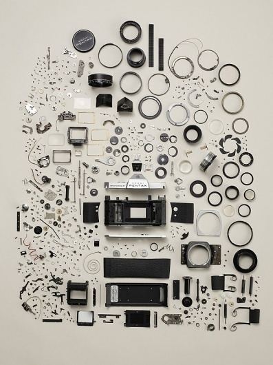 The parts are greater than thesum - Brand66 - Michael Rylander's Design Blog #down #camera #tear #circles #pentax