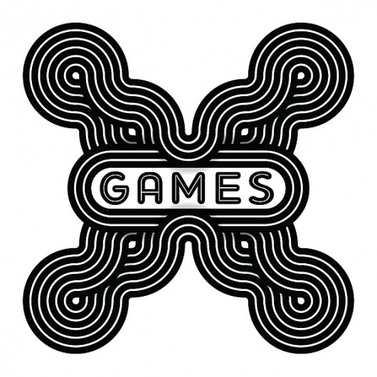 X-Games 2011 on the Behance Network #logo #illustration #tag