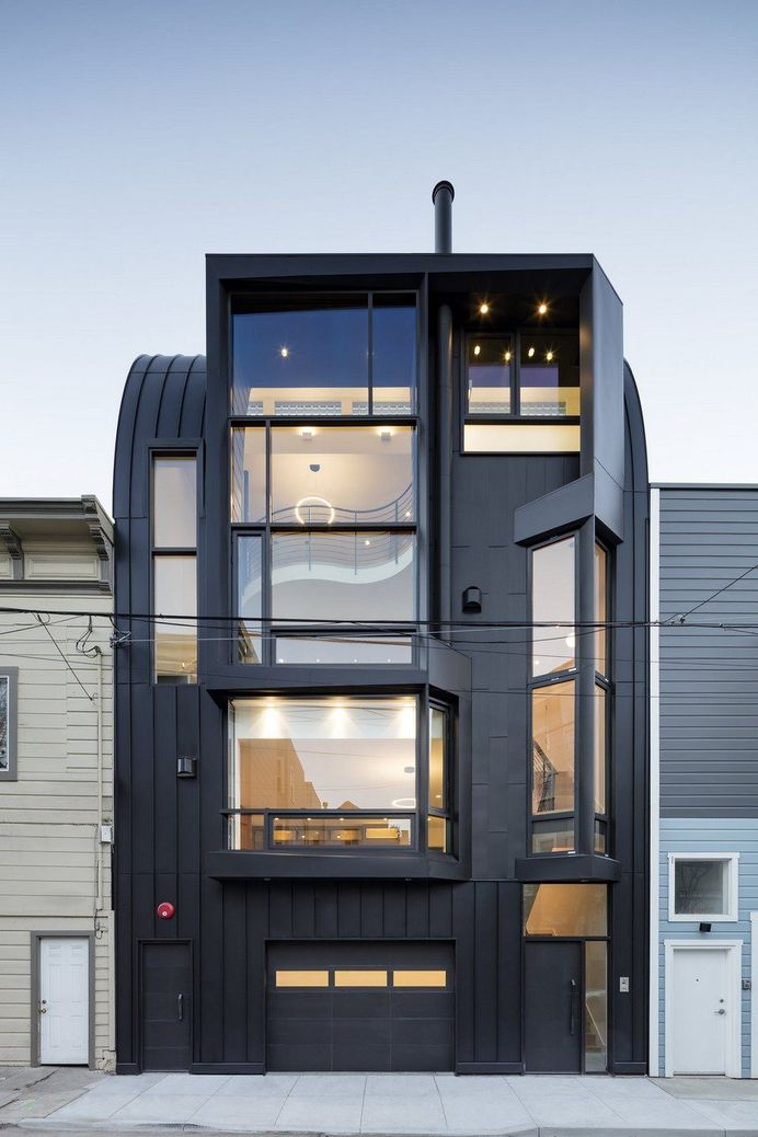 Linden Street Apartments by Stephen Phillips Architects 1