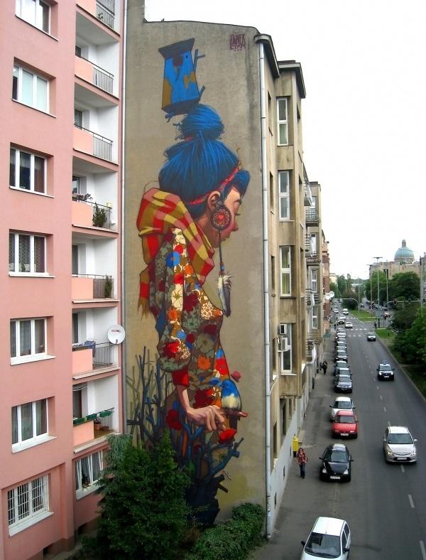 /. M #paint #illustration #graffiti