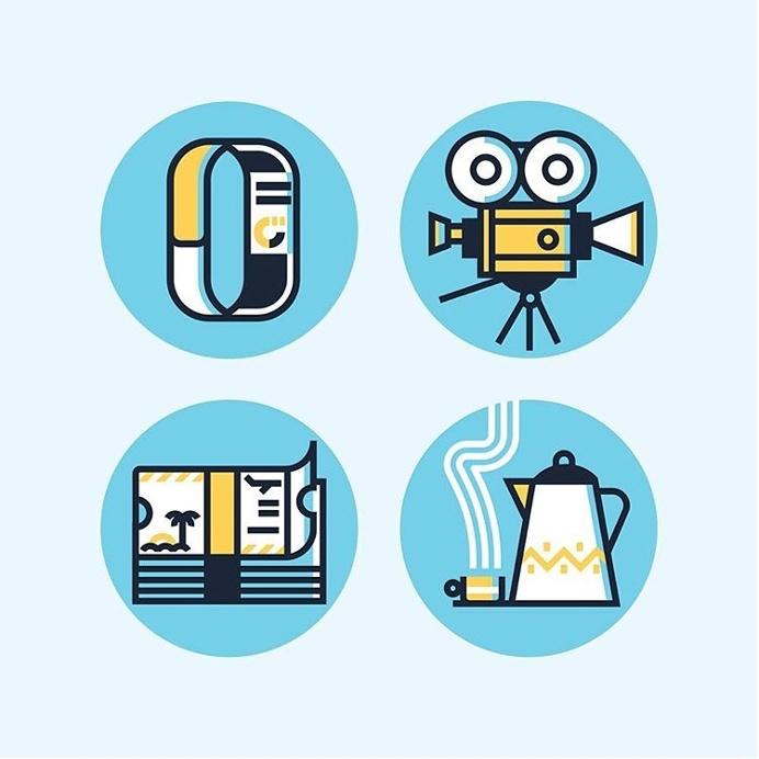 Icon Design by Studio Muti #MUTI #vector #vectorillustration #bestvector #illustration #designstudio #illustrationoftheday #digitalillustrat