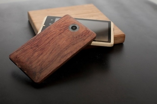 Bamboo Android Phone by ADzero