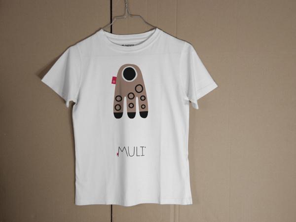 Muli Brand ID on Behance #uma #brand #illustration #identity #kids #logo