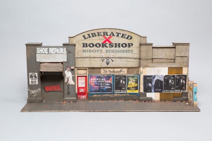 Liberated X — Joshua Smith