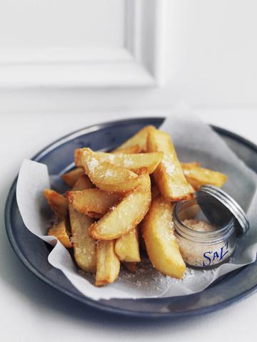 Bon Vivant #potatoes #frite #food