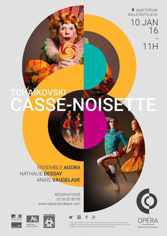 identity of the National Opera of Bordeaux
