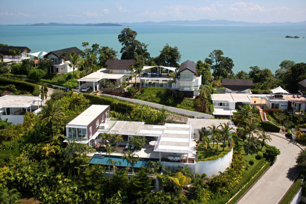 Inspiring Vacation in Luscious Boutique Villa Kalipay in Phuket #architecture