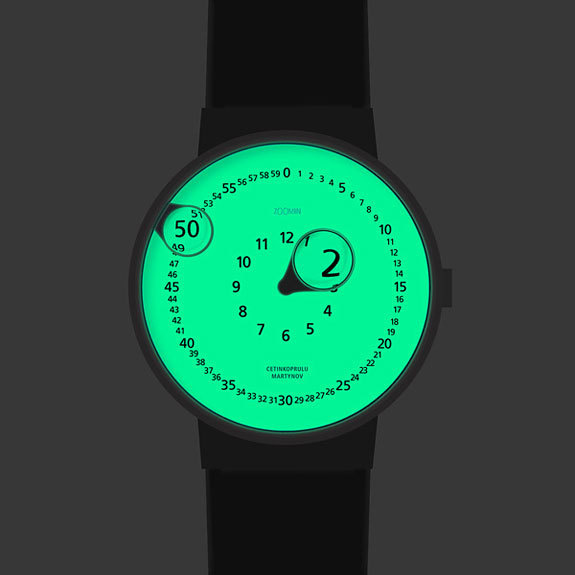 Zoomin Watch | DeMilked #watch