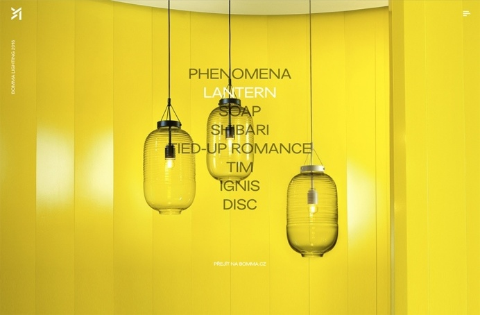 Bomma lighting - Mindsparkle Mag - Bomma Lightning creates beautiful, modern and timeless lamp designs. Their website is awarded as site of