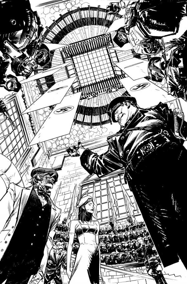 Amvamp 3.1 by *seangordonmurphy on deviantART #vampire #comics #white #black