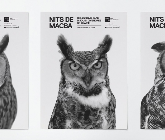 Macba ruiz+company #design #graphic #branding #advertising