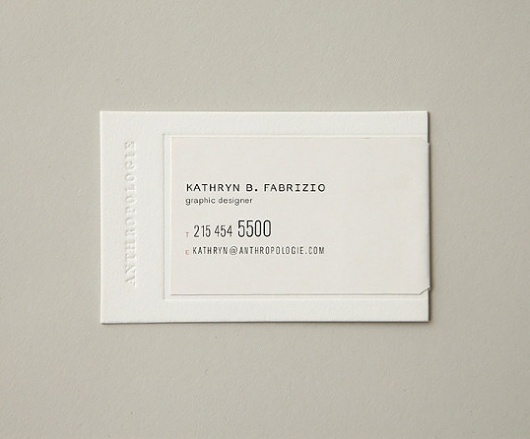 Anthropologie : Lovely Stationery . Curating the very best of stationery design #card #letterhead